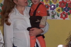 Ольга Горчакова с Егором