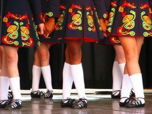 Ирландские танцы (продолжающие) @ Лига молодых матерей Подмосковья | Ступино | Московская область | Россия