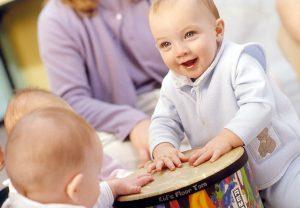 Музыка с мамой (от 1 года) @ Лига молодых матерей Подмосковья | Ступино | Московская область | Россия