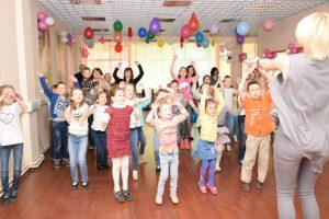 Мини Дискотека для детей от 1 года @ Лига молодых матерей Подмосковья | Ступино | Московская область | Россия