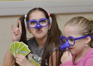 Игротека для детей @ Лига молодых матерей Подмосковья | Ступино | Московская область | Россия