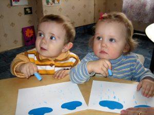 Клуб раннего развития детей (2+) @ Лига молодых матерей