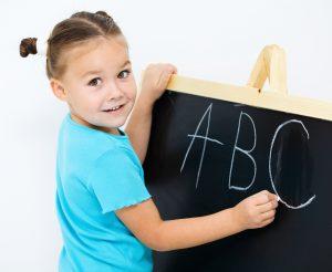 Английский для детей 6-10 лет @ Лига молодых матерей
